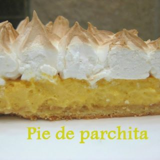 Pie de parchita
